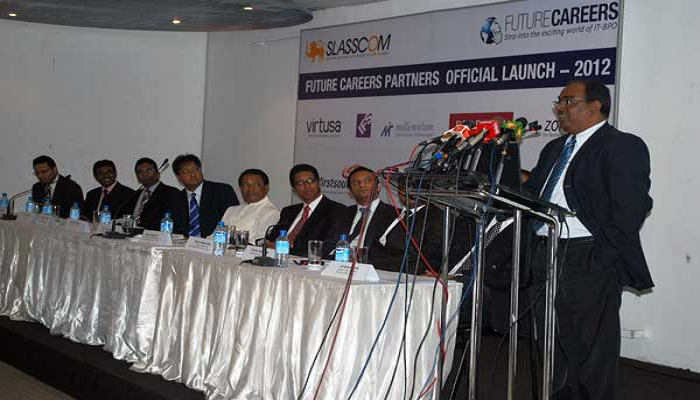 Future Careers partners official launch 2012