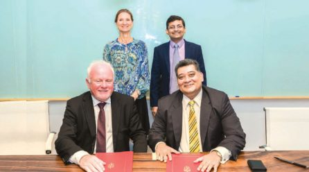 2-year agreement to foster collaboration in the ICT industry