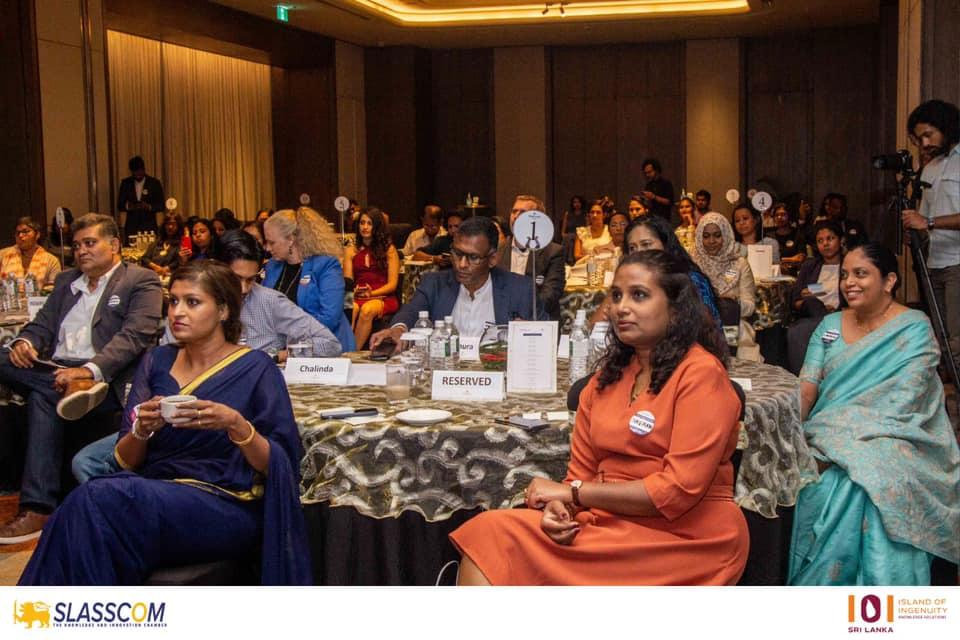 The SLASSCOM Women Technopreneurs Forum