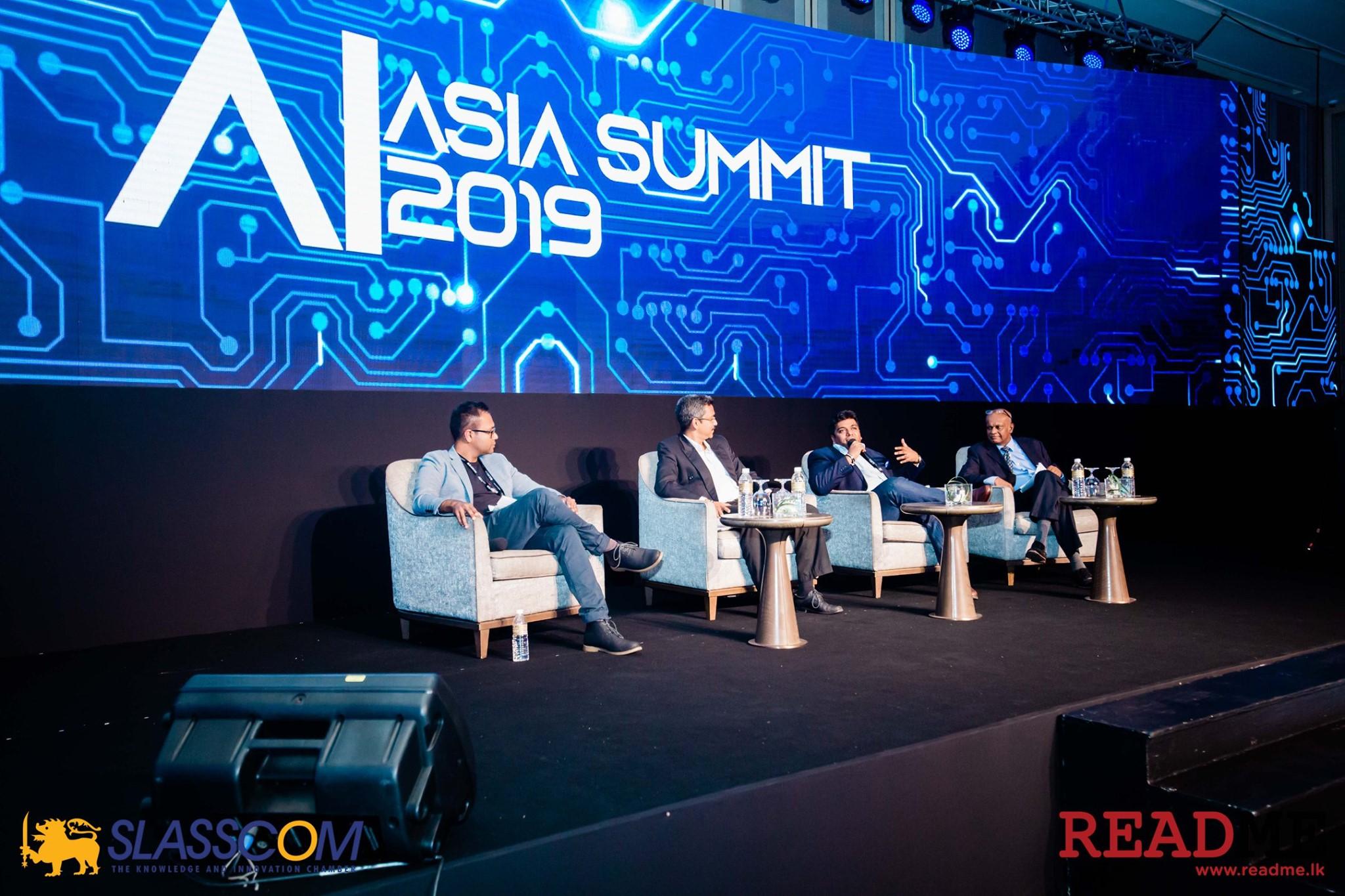 AI Asia Summit 2019 | SLASSCOM