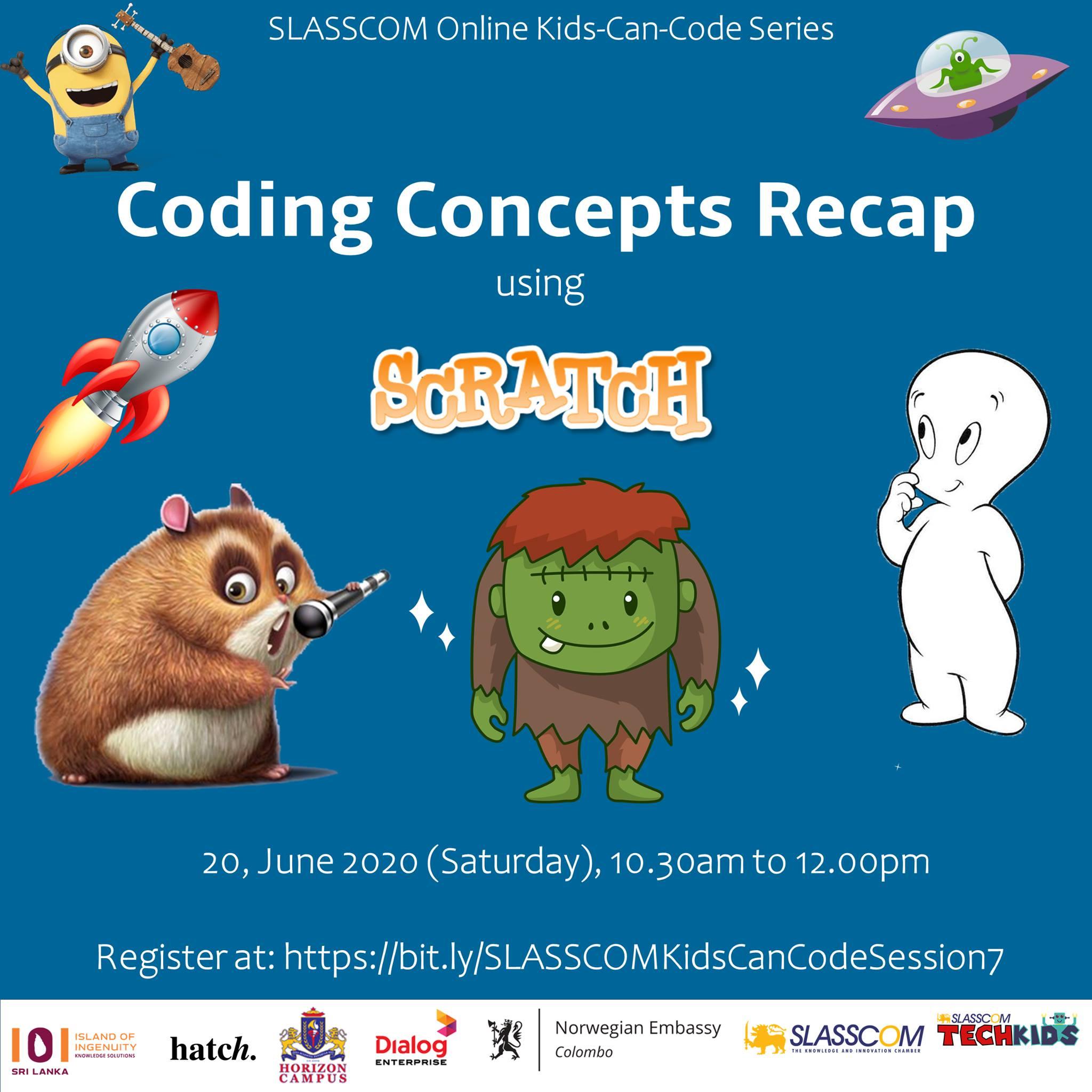 TechKids Coding sessions