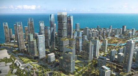 SLASSCOM signs MoU with CHEC Port City Colombo